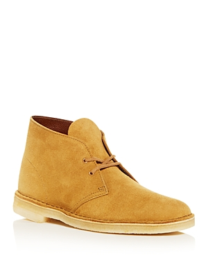Clarks Men's Leather Chukka Boots
