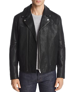 HUGO - HUGO Lovell Leather Jacket