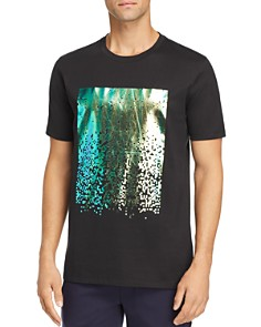 HUGO - Dazzle Iridescent Graphic Tee