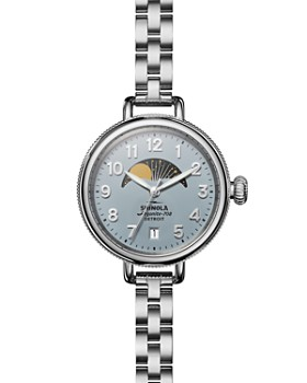 Shinola - Bridy Moon Phase Watch, 34mm