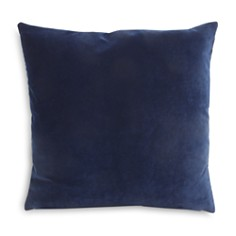"Bloomingdale's Artisan Collection - Variety Indigo Pillow, 21"" x 21"""