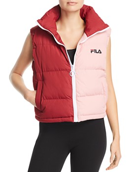 FILA - Martina Convertible Puffer Jacket