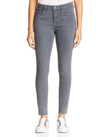 Parker Smith - Ava Skinny Jeans in Gray Cloud
