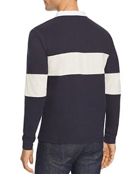 Sovereign Code - Count Color-Block Rugby Shirt
