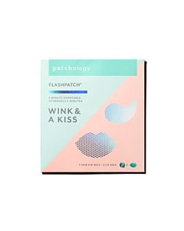 Patchology - Wink & A Kiss FlashPatch® 5-Minute Hydrogels Set