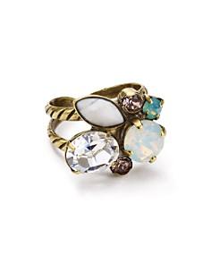 Sorrelli - Multi-Stone Statement Ring