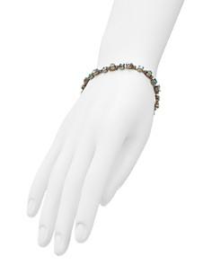 Sorrelli - Straight and Narrow Tennis Bracelet