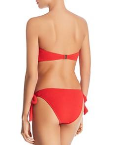 Suboo - Gisele Knot Front Bandeau Bikini Top & Gisele Side Tie Bikini Bottom