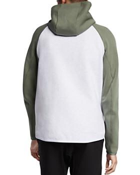 Nike - Tech Fleece Color-Block Hoodie