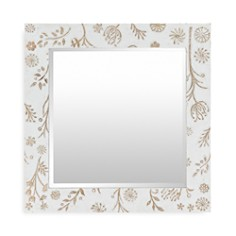 Surya - Heradia Transitional Square Mirror