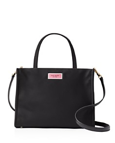 kate spade new york - Sam Medium Nylon Satchel
