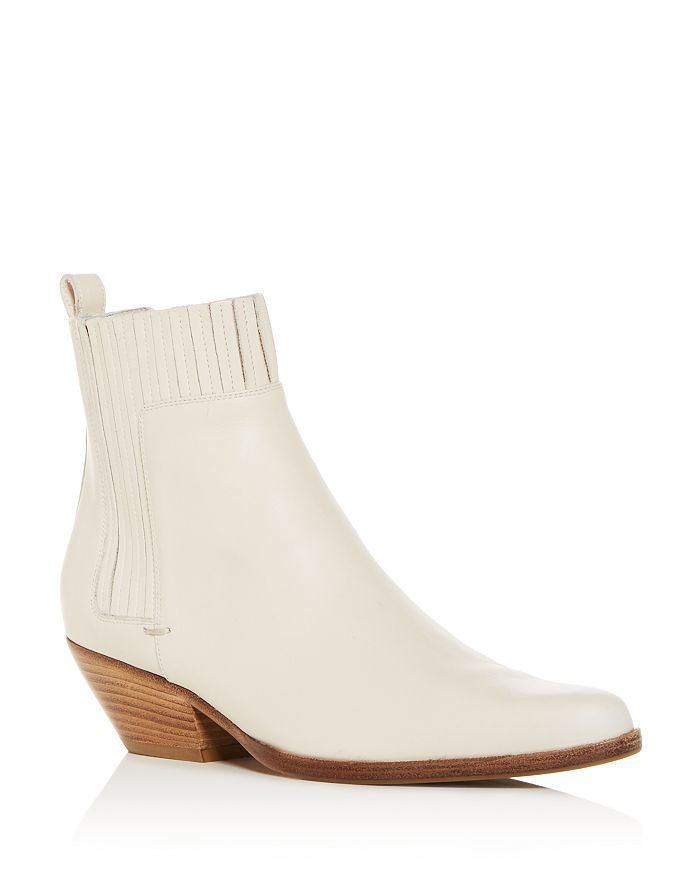 Vince - Women's Eckland Pointed-Toe Booties