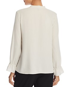 Eileen Fisher - Silk Button-Down Blouse