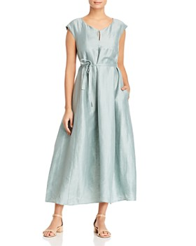 f507c0ccdf Weekend Max Mara - Gordon Belted Midi Dress ...
