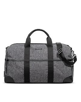 Hook and Albert - Melange Fabric Gym Bag