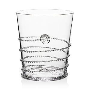 Juliska Amalia Double Old-Fashioned Glass