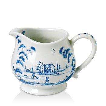 Juliska - Country Estate Delft Blue Creamer Main House