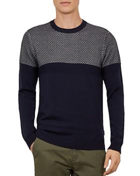 8e2b5215f3fe5e Ted Baker Men's Designer Sweaters, Cashmere & Cardigans - Bloomingdale's