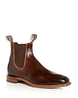 R.M. Williams - Men's Chinchilla Leather Chelsea Boots