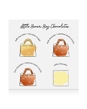 Maggie Louise Confections - Little Brown Bag Chocolates