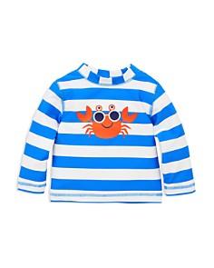 Little Me - Boys' Crab Rash Guard Top - Baby