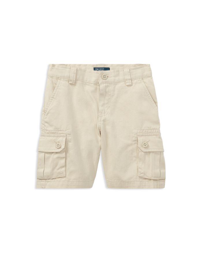 Ralph Lauren Boys' Basic Gellar Cargo Shorts - Little Kid, Big Kid  | Bloomingdale's
