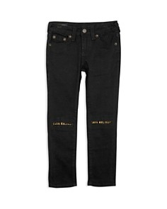 True Religion - Boys' Distressed Rocco Pants - Little Kid, Big Kid