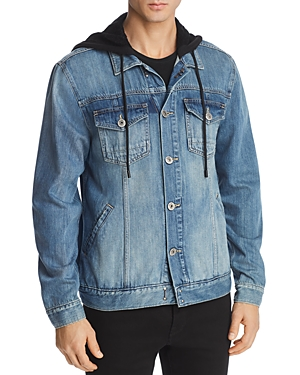 Paige Jackets SCOUT JACKET WITH HOODIE