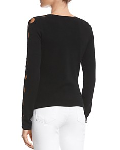 Bailey 44 - Love At First Sight Cutout-Sleeve Sweater