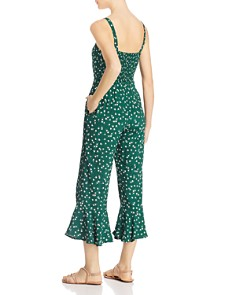 Faithfull the Brand - Lea Flounced Jumpsuit