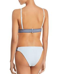Dolce Vita - Fast Lane Elasticized Bikini Top & Fast Lane Elasticized Bikini Bottom