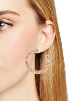 BAUBLEBAR - Danasia Hoop Earrings