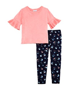Splendid - Girls' Print Legging Set - Little Kid