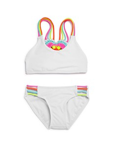 Peixoto - Girls' Mona Heart Two-Piece Swimsuit - Little Kid, Big Kid