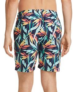 Trunks Surf & Swim Co. - Paradise Birds Abstract Swim Trunks