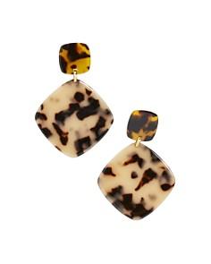 BAUBLEBAR - Avida Resin Drop Earrings