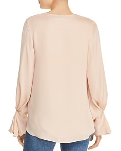Joie - Abekwa Pleat-Sleeve Top