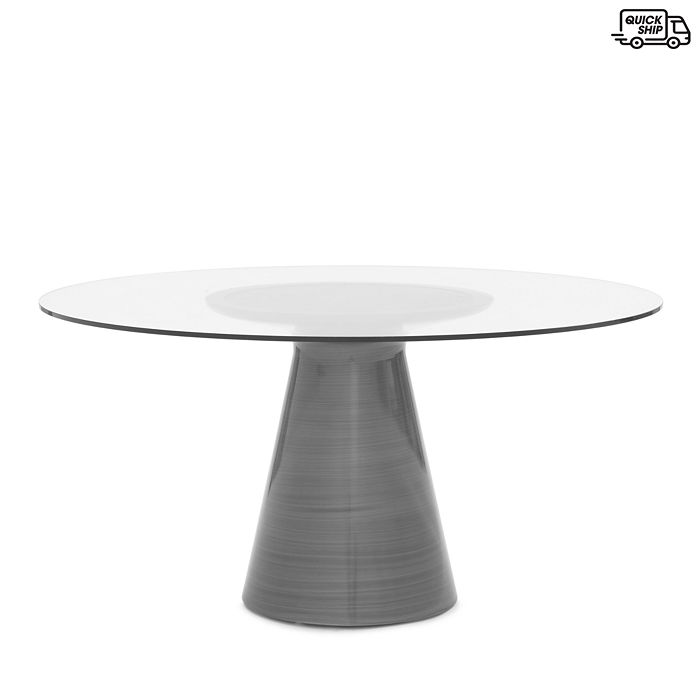 Amazing Addie 60 Round Dining Table Interior Design Ideas Clesiryabchikinfo