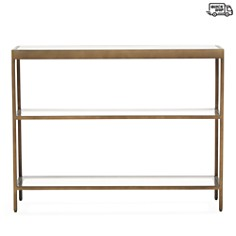 Mitchell Gold Bob Williams - Vienna Low Small Bookcase