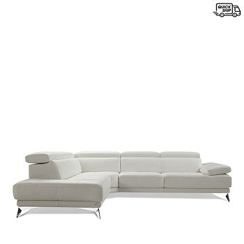 Nicoletti - Lisbon 2-Piece Sectional - Left Arm Facing - 100% Exclusive