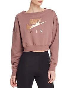 Nike - Rally Air Cropped Sweatshirt