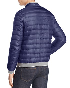 Herno - Classic Quilted Down Bomber Jacket