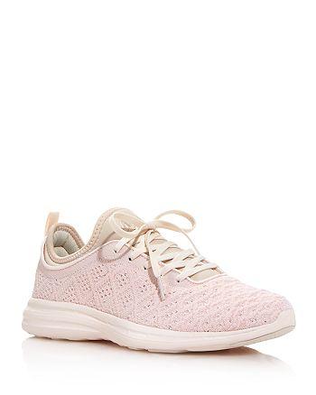 APL Athletic Propulsion Labs - Women's Phantom TechLoom Knit Low-Top Sneakers