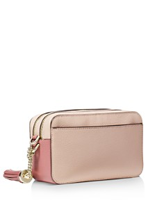 MICHAEL Michael Kors - Small Leather Crossbody Camera Bag