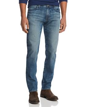 d405e4f3 AG - Tellis Slim Fit Jeans in Aperture ...