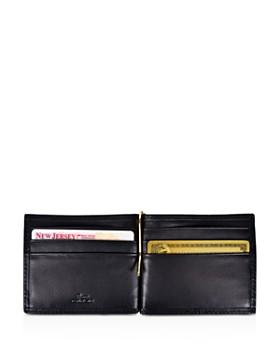 ROYCE New York - Leather RFID-Blocking Money Clip Wallet