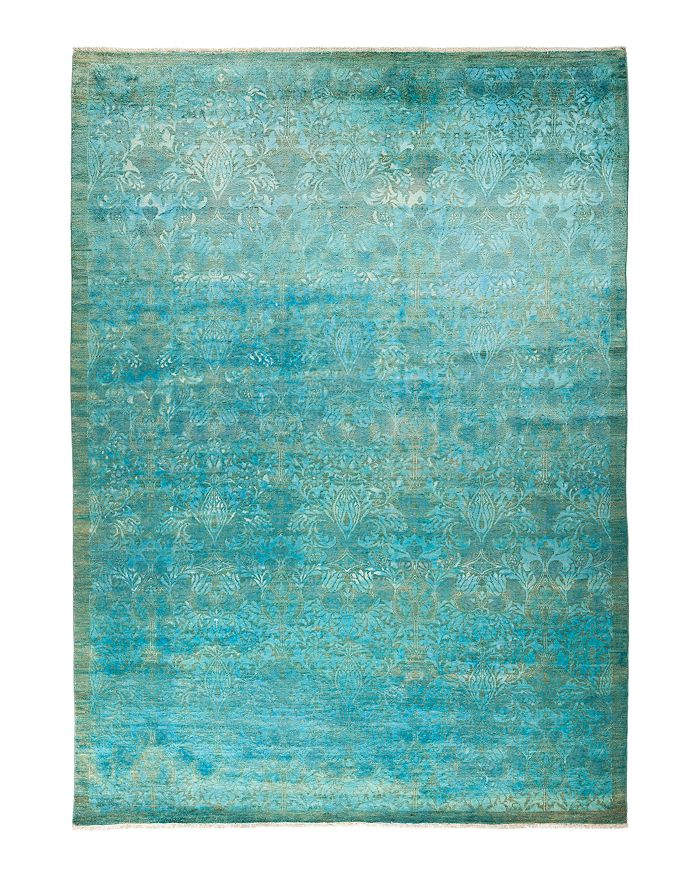 """Solo Rugs - Vibrance Collection Vinnioli Area Rug, 8'10"""" x 12'"""