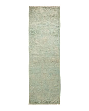 "Solo Rugs - Vibrance Collection Vita Hand-Knotted Area Rug, 2'6"" x 8'"