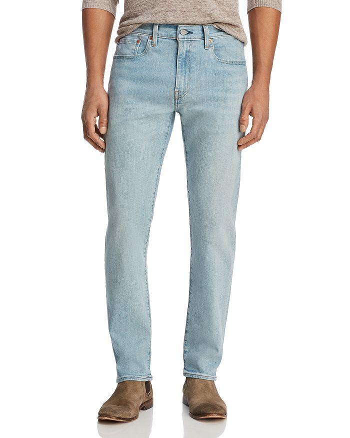 Hervorragend Levi's 502 Regular Tapered Fit Jeans in Green Eggs | Bloomingdale's PF25
