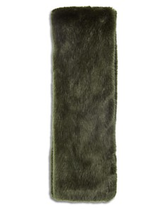 REISS - Merci Faux Fur Scarf